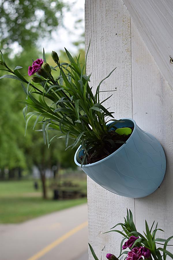 Klara Gardening Klara Trio Unique Plant Pots